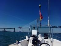 在加的斯湾钓鱼urta 6小时