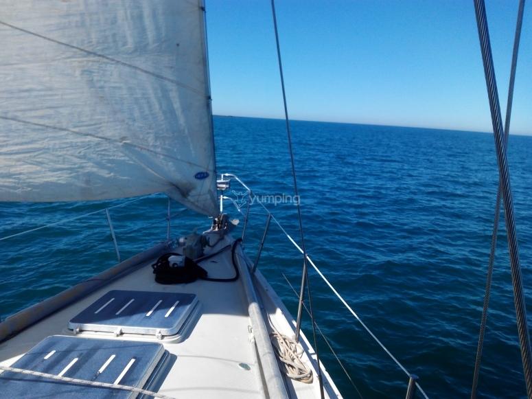 Scendi ormeggi e veleggia