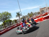 Karting races in Málaga