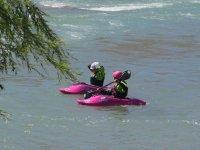 Individual kayaks