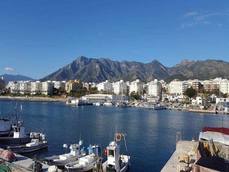 Marbella的水上运动