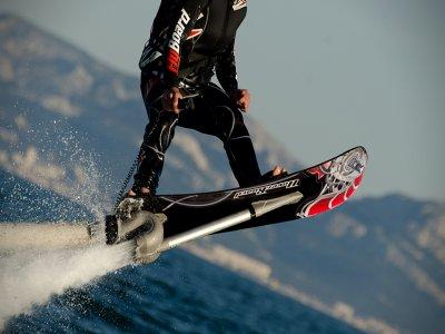 在马贝拉的Hoverboard 15分钟