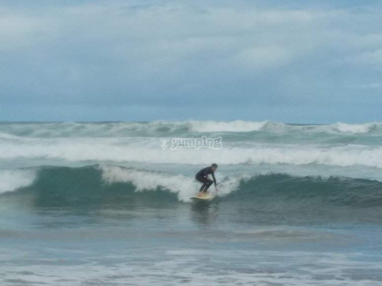 nivel intermedio surf
