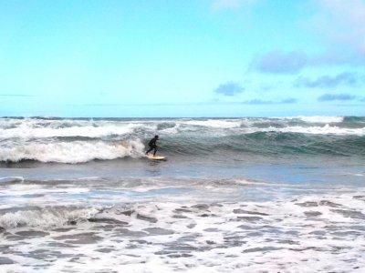Surf Camp 3 giorni a Famara Beach 5 ore al giorno