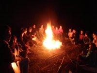 Campamentos multiaventura en inglés