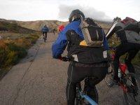 senderos en bicicleta