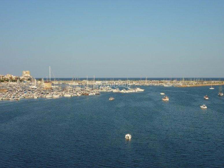 Puerto Marina Salas