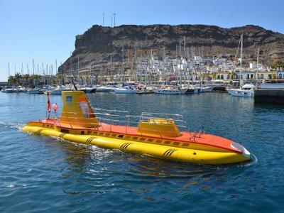 Atlántida Submarine