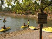Excursiones en kayak en el parque más grande de Extremadura