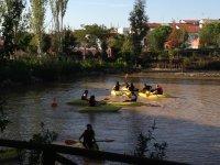 Navega en kayak en Badajoz
