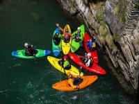 Enjoy the kayak