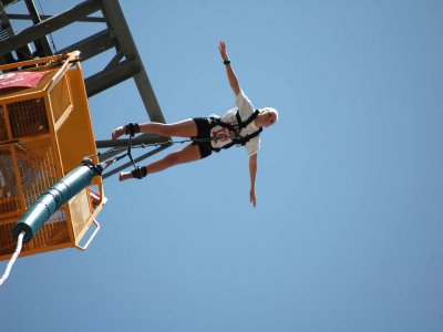 Oferta 2x1 en saltos Bungee Jumping Lloret de Mar