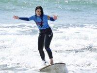 冲浪很容易