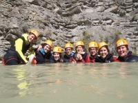 Barranco familiar valle de Bergua tarifa adultos