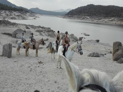 Ruta a caballo por el Valle de Iruelas 1 hora