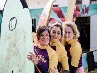Prepared surfing
