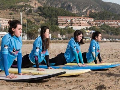 Escola Catalana de Surf Barceloneta
