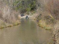 Salida por el arroyo