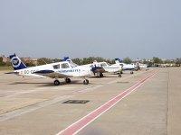 1-Hour Aircraft Flight from Cuatro Vientos