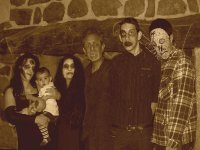 foto de familia terror