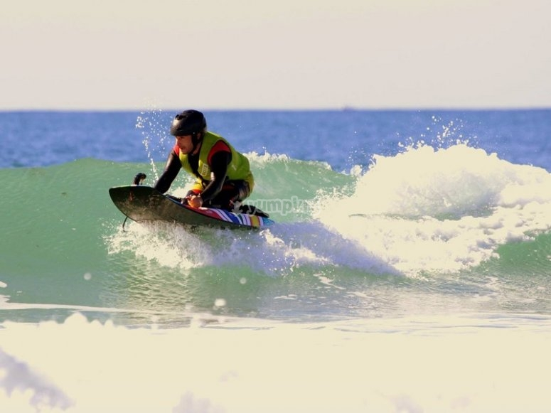 在jetsurf追赶浪潮开始会话