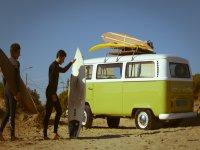 大众汽车强大的冲浪课程