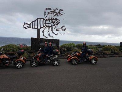 Tour en Quad al Parque Nacional de Timanfaya