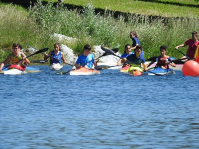Canoeing Course in Pisuerga River, 1 Week