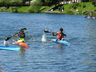 5-Day Canoeing Course in the Pisuerga