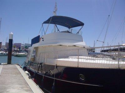 步行至Beneteau Trawler 42 PuertoSantaMaría4h