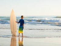 Surf Camp per bambini a Castrillón senza alloggio