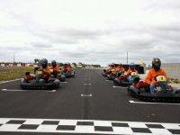 Grandes premios con clasificación y carreras