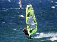 Hazte con el equipo de windsurf