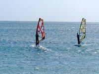 Curso Windsurf Bahía de Formas