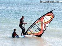 Curso de windsurf iniciación