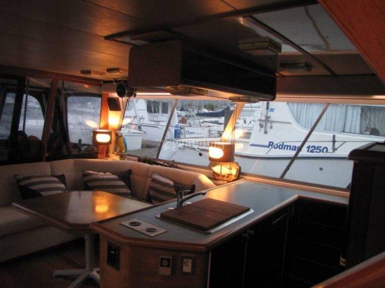 cucina per barche