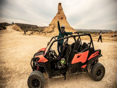 Bardenas Buggies Tour