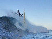Paddle Surf y grandes olas