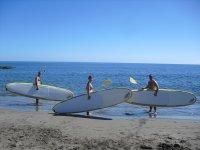 Disfruta del SUP en Canarias