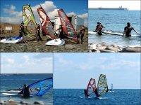 Escuela Oficial Windsurf en Pozo Izquierdo