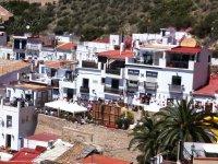 Pueblo blanco Alicante