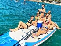 Noleggia grande tavola da surf paddle a Benicassim 1h