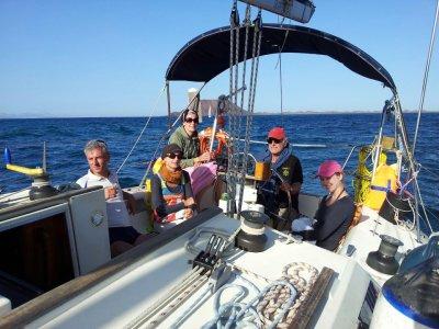Ruta en velero Lanzarote 2h y bebida tarifa niños