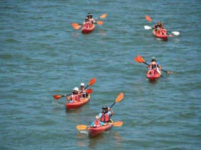 Noleggio di kayak per ore a Mojácar