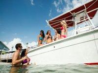 Barco para celebraciones