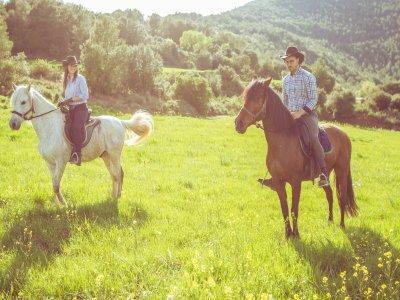 Rancho Virtud Entusiasta Rutas a Caballo