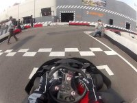 From the kart