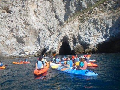 皮划艇路线到Virgin Cave成人2小时