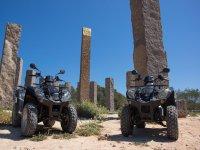 quads por las ruinas