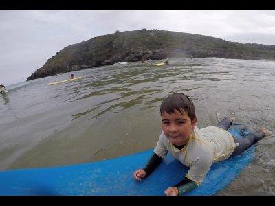 5-Day Beginner's Surfing Course, Castro Urdiales